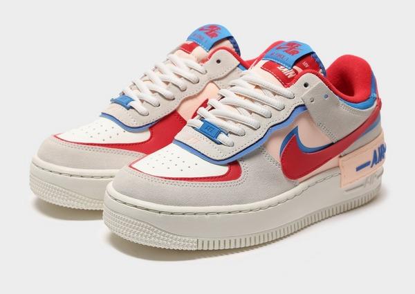 Buy Red Nike Air Force 1 Shadow Women S Nike women's air force 1 shadow casual shoes. nike