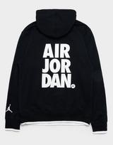 Jordan เสื้อผู้ชาย Jumpman Classics Men's Printed Fleece Pullover Hoodie