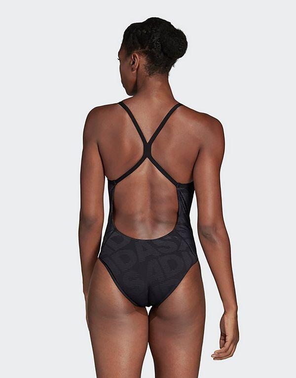 adidas Performance Allover Print Swimsuit