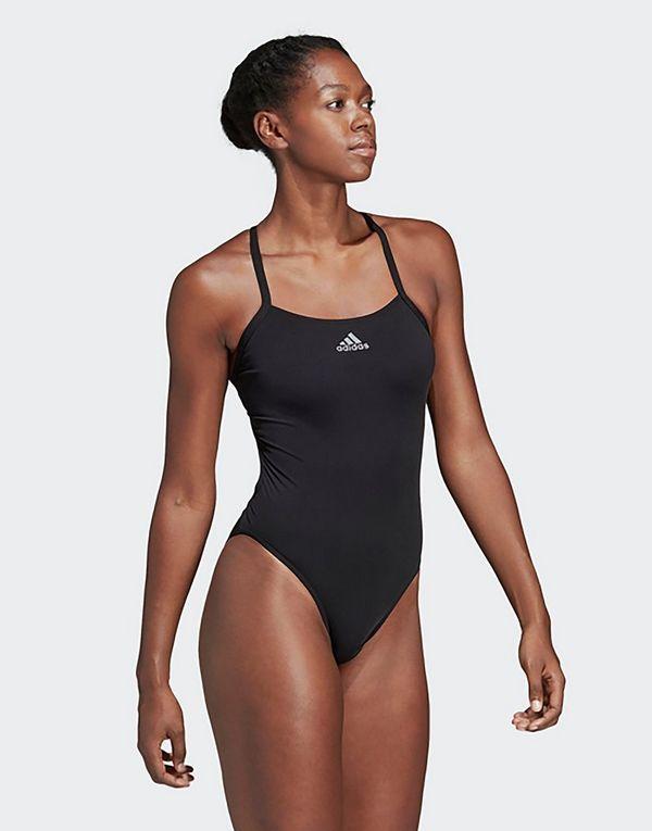 adidas Performance 3-Stripes Swimsuit
