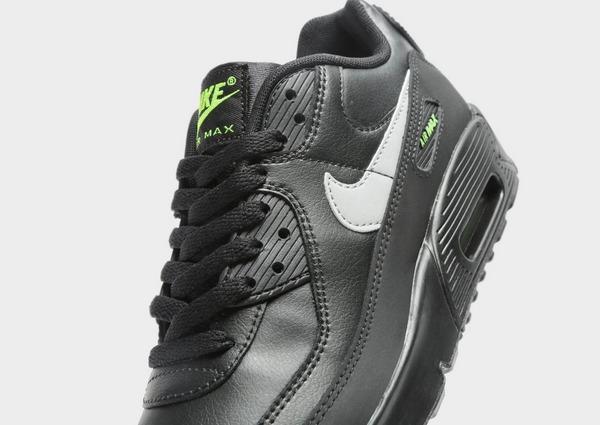 Buy Black Nike Air Max 90 Junior's | JD Sports