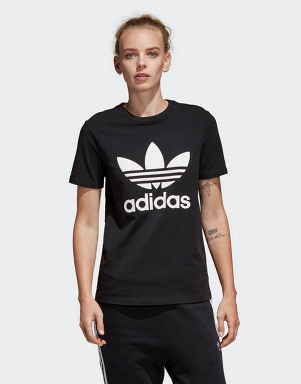 b72088ad40d5b ADIDAS Trefoil T-Shirt