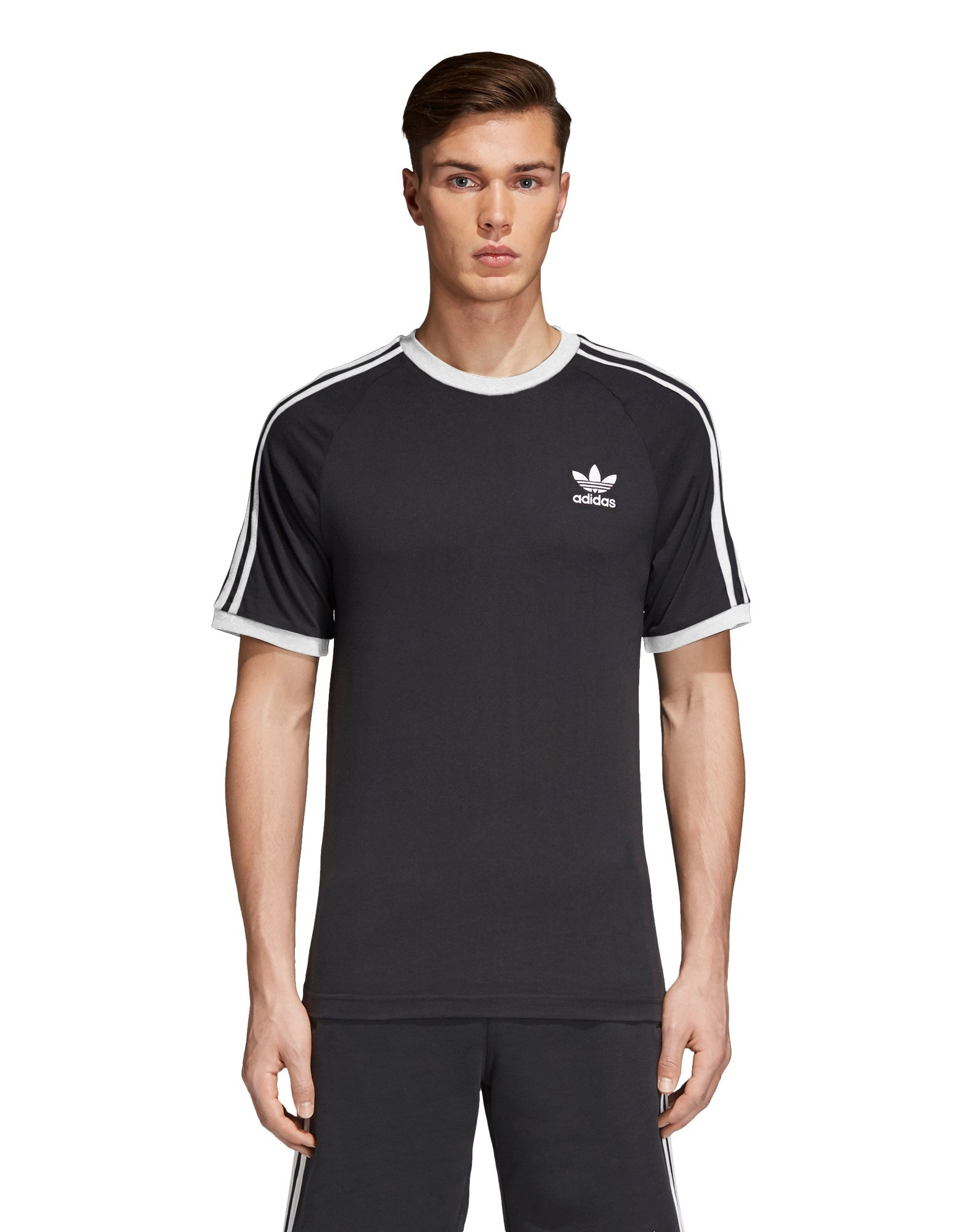 adidas Originals California Short Sleeve T Shirt Black