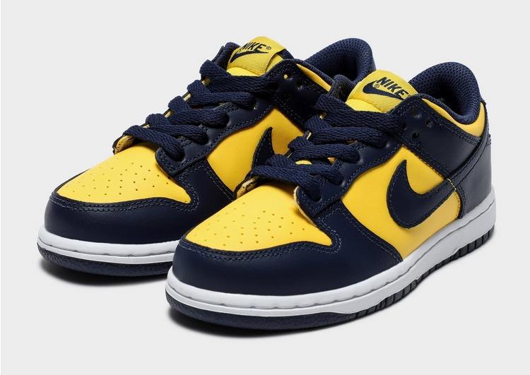 Nike รองเท้าเด็กเล็ก Dunk Low