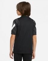 Nike Nike Dri-FIT Strike Older Kids' Short-Sleeve Football Top