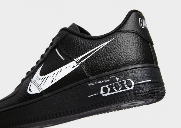 Frank Worthley Céntrico Apto  Nike Air Force 1 LV8 Utility 'Sketch'
