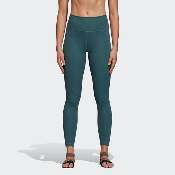 59133dfcbbd38 ADIDAS Believe This High-Rise Wanderlust Tights | JD Sports