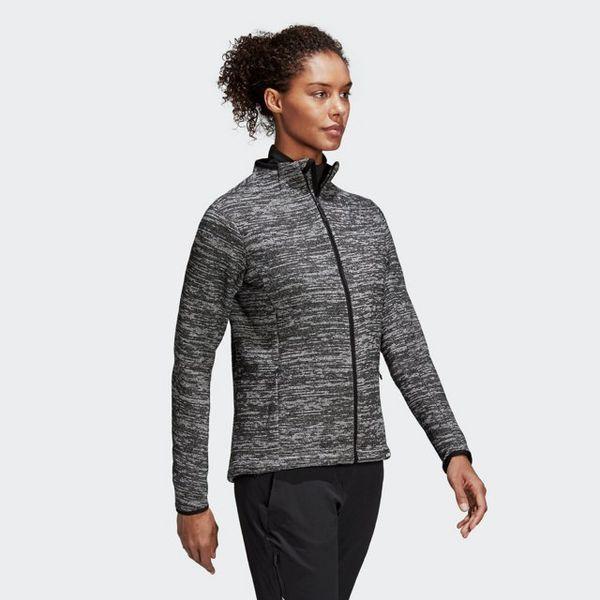adidas Performance Knit Fleece Jacket | JD Sports