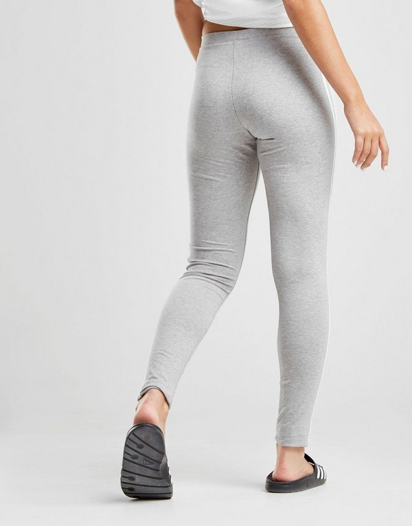 Buy Grey adidas Originals 3 Stripe Legging Women's | JD Sports