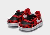 Nike รองเท้าเด็กเล็ก Air Force 1 Crib SE Infants
