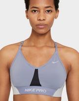 Nike Nike Pro Dri-FIT Indy Women's Light-Support Padded Colour-Block Sports Bra