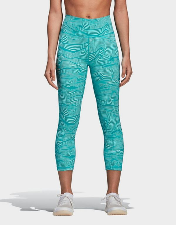 956ca4d761c adidas Performance Ultimate High Rise 3/4 Tights | JD Sports