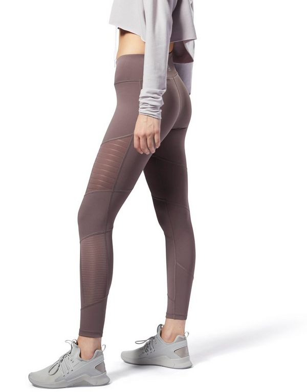 9c4d29a6cfdea7 REEBOK Dance Mesh Tights | JD Sports