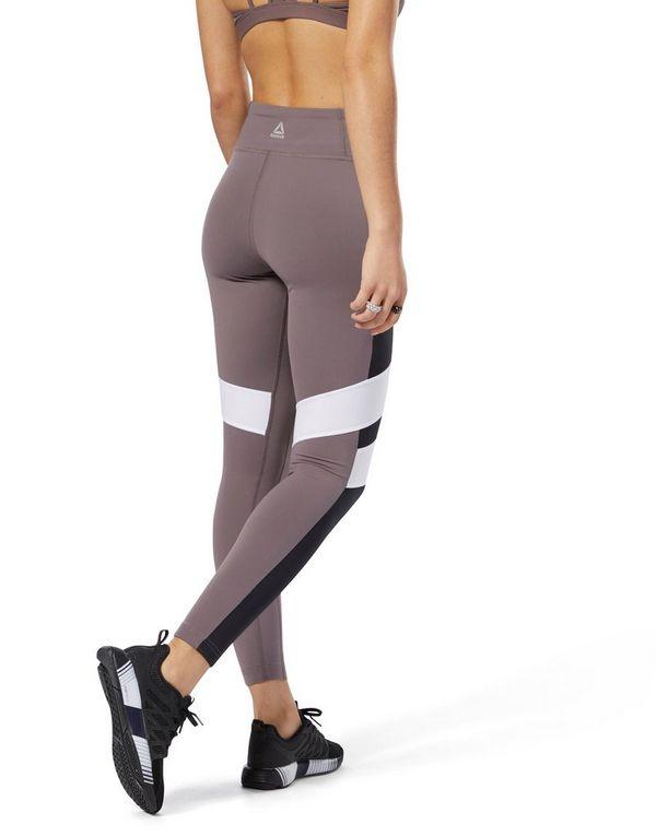 a9adc8a3a1afa REEBOK Lux Leggings - Colour Block | JD Sports
