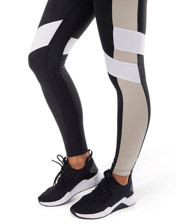 801faf6751 REEBOK Lux Leggings - Colour Block | JD Sports