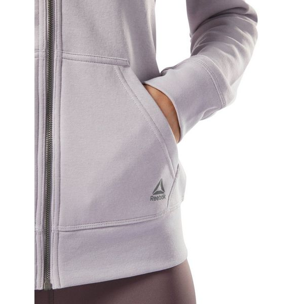 REEBOK Training Essentials Full-Zip Hoodie