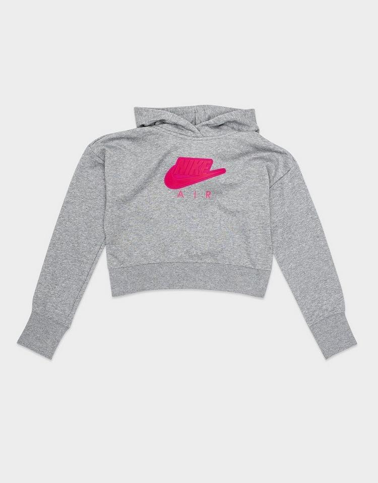 Nike Air Crop Overhead Hoodie Junior's