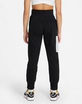 Nike Nike Air Older Kids' (Girls') French Terry Trousers