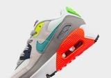 Nike รองเท้าเด็กเล็ก Air Max 90 Leather