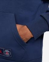 Nike Paris Saint-Germain Men's Statement Fleece Pullover Hoodie
