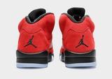 Jordan รองเท้าผู้ชาย Air 5 Retro Raging Bull
