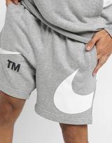 Nike กางเกงขาสั้นผู้ชาย Swoosh French Terry