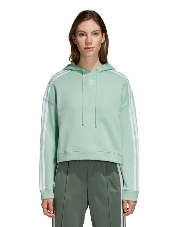 082abe9192a adidas Originals Cropped Hoodie | JD Sports