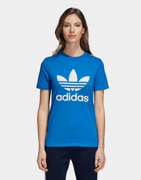 adidas Originals Classic Trefoil T Shirt Men Dark Blue