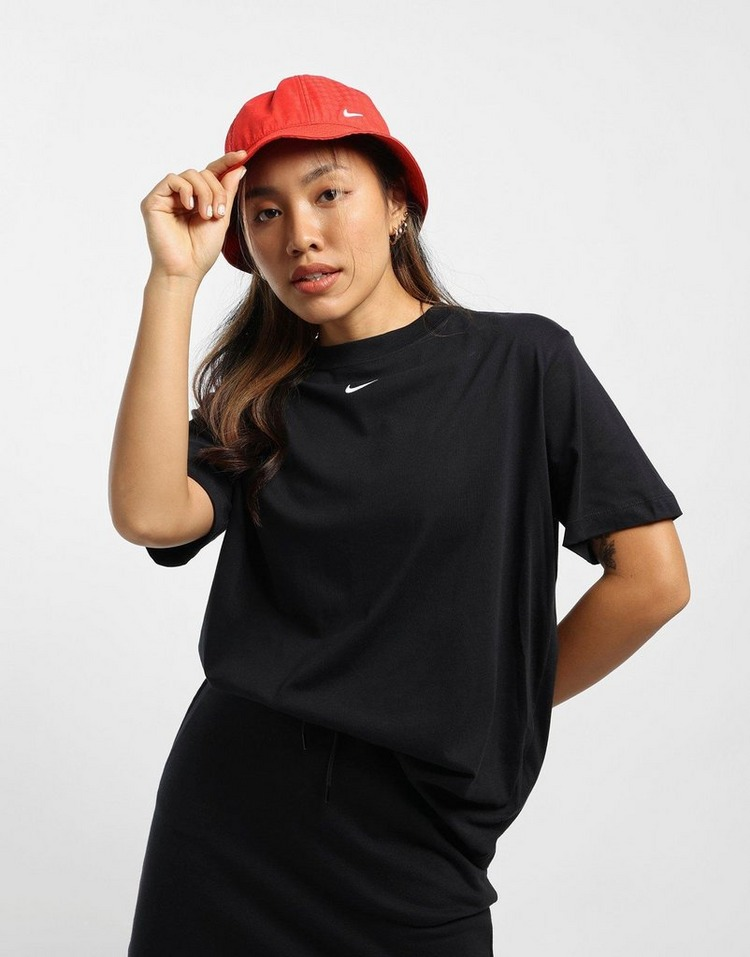 Nike เสื้อผู้หญิง AS W NSW ESSNTL SS TOP BF