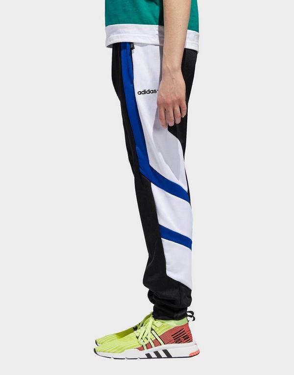 adidas Originals EQT Block Track Pants | Vert | Pantalons de