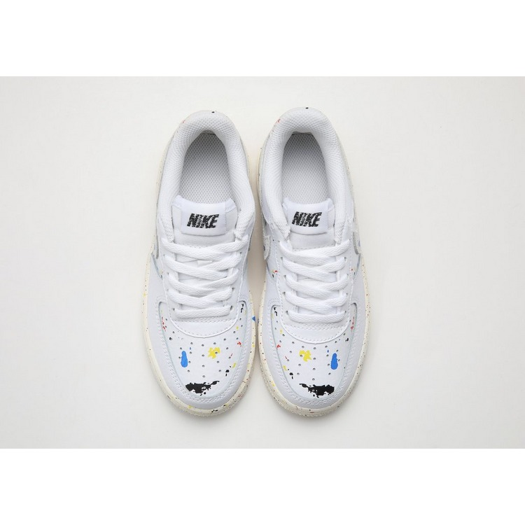 Nike รองเท้าเด็กเล็ก Air Force 1 '07 LV8 3 Paint Splatter