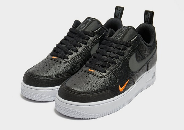 Black Nike Air Force 1 '07 LV8   JD Sports