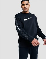 Nike Repeat Tape Crew Sweatshirt