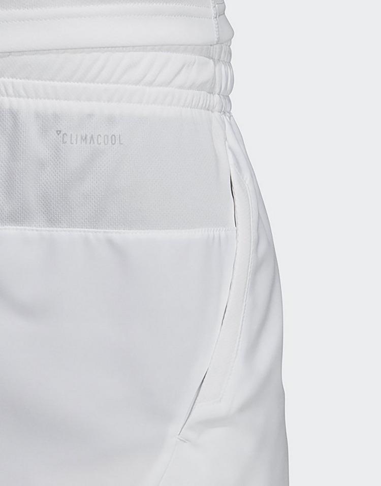 adidas Performance short club 3-stripes 9-inch