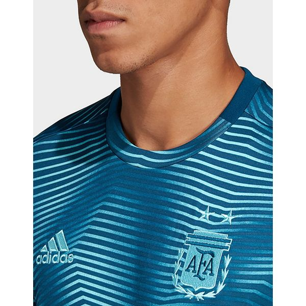 adidas Performance Argentina Home Pre-Match Jersey