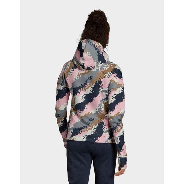 adidas Performance Z.N.E. Fast-Release Allover Print Hoodie