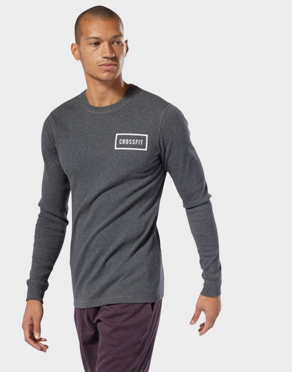 REEBOK CrossFit Long Sleeve Thermal Top