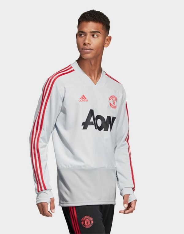 6e4418fe583 adidas Performance Manchester United Training Top | JD Sports