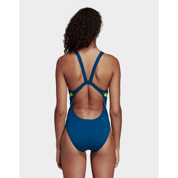 adidas Performance Pro V Colorblocked Swimsuit