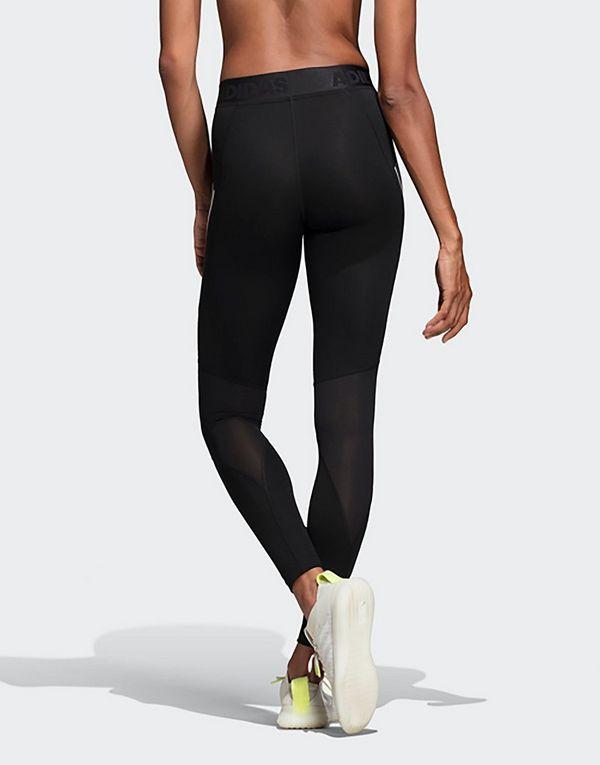 adidas Performance Alphaskin Sport 3-Stripes Long Leggings