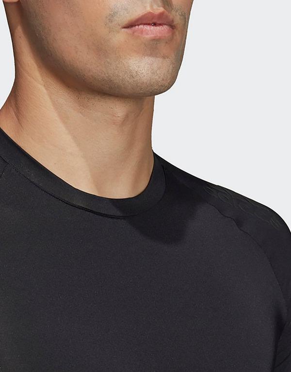 adidas Performance Alphaskin Tech 3-Stripes T-Shirt