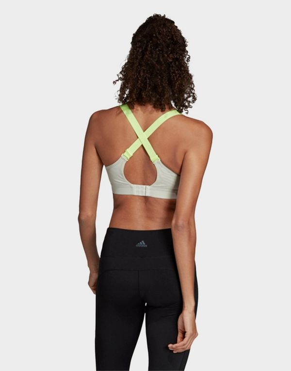 adidas Performance Stronger for It Iteration Bra
