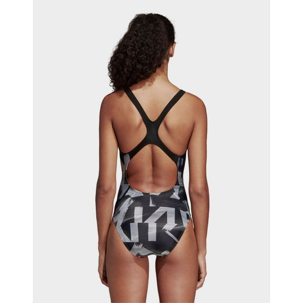 adidas Performance Athly X Graphic Swimsuit