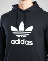 adidas Originals เสื้อฮู้ด Trefoil State Overhead