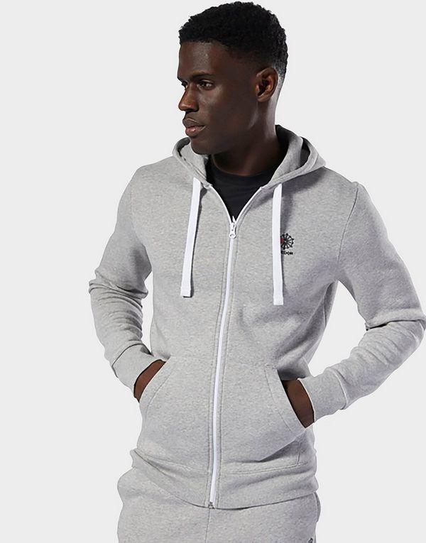 caaf0b5d REEBOK Classics Fleece Full-Zip Hoodie | JD Sports