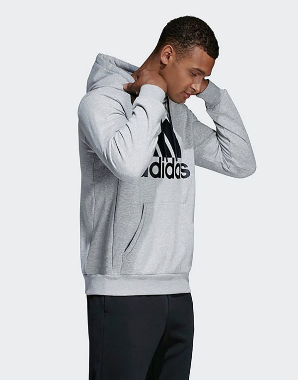 f2c6d043583 adidas Performance Must Haves Badge of Sport Hoodie | JD Sports