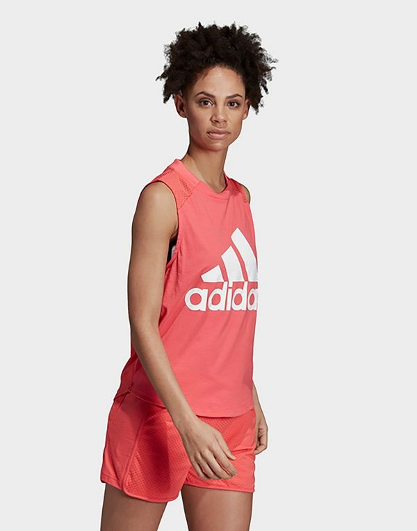 adidas Performance Sport ID Mesh Tank Top