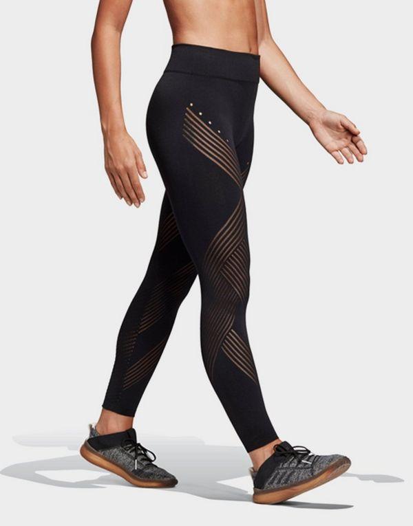 adidas Performance Warp Knit High-Rise 7/8 Tights
