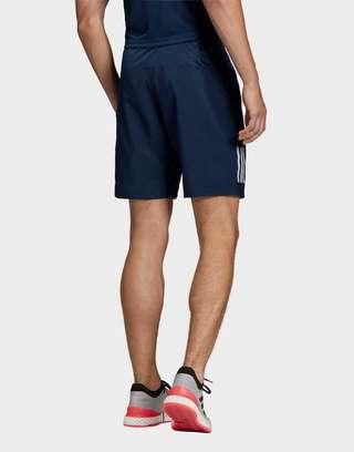 1d02a821bf4 adidas Performance Club 3-Stripes 9-Inch Shorts   JD Sports
