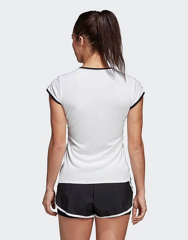 adidas Performance 3-Stripes Club T-Shirt